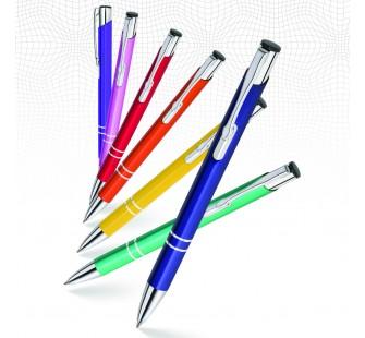 Długopis reklamowy metalowy z grawerem Cosmo - 100szt