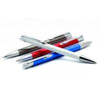 Długopis reklamowy metalowy z grawerem Mooi