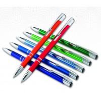 Długopis reklamowy metalowy z grawerem Cosmo Slim