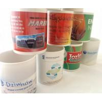 Kubek ceramiczny reklamowy z nadrukiem - 36szt